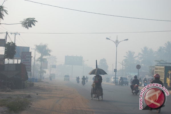 Visibility Only 10 Meters