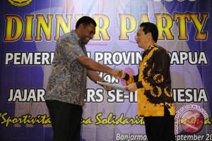 KONI Kalsel dukung Papua 2020