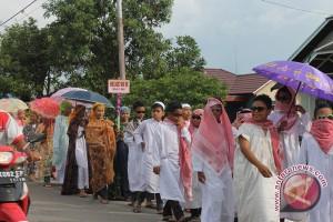 Ribuan Pelajar Ikuti Pawai Tahun Baru Islam