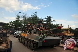 Monumen ALRI Kalimantan Diresmikan