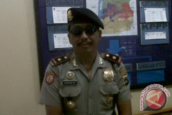 Kepala Satuan Sabhara Polresta Banjarmasin, Kompol Haryono MT.(Antara