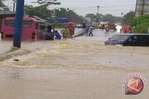 Delapan Desa  Kabupaten Banjar  Terendam