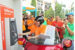 BNI Operasikan ATM Sepeda Motor