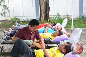 Tanah Bumbu Gelar Donor Darah Massal