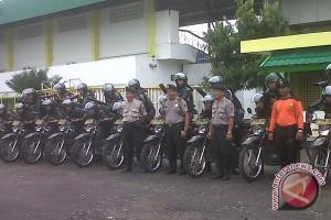 366 Polisi Amankan Kampanye