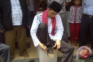 Jokowi Diharapkan Ke Hulu Sungai