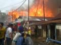 Tiga Rumah Di Banjarmasin Hangus Terbakar