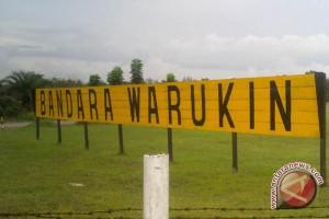 Pelita: Biaya Operasional Bandara Warukin Rp9 Miliar