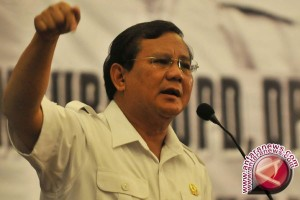 Prabowo Mampu Angkat Indonesia