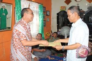 Banjarbaru Hibahkan Rumah Warga