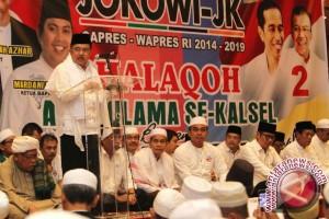 JK Kekayaan Kalimantan Tak Boleh Dipindahkan
