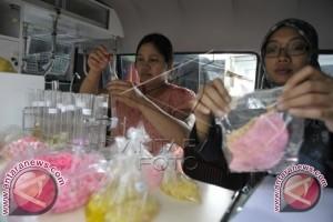 Dinkes Banjar Temukan BTM Berbahaya Di Pasar Ramadhan