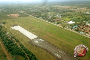 Syamsudin Noor Airport Runway will be Repaired
