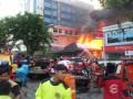 Gudang Hotel Grand Surya Kotabaru Terbakar