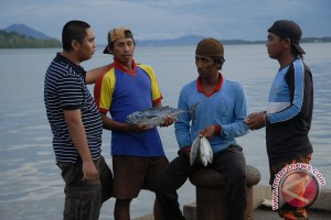 Tangkapan Nelayan Tabonio Menurun