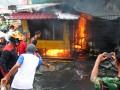 Polisi Datangkan Puslabfor Selidiki Kebakaran