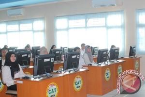 57 Peserta Tes CPNS Banjarbaru Tidak Hadir