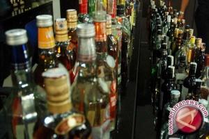 Polresta Data Penjual Alkohol