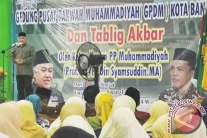 Kotabaru Tuan Rumah Milad Muhammadiyah 107 Hijriah