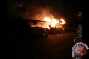 Polsekta Banjarmasin Selidiki Kebakaran Rumah Sakit Siaga