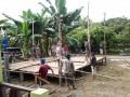 Masyarakat Dayak Gelar Pilkades Di Kotabaru