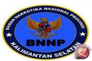 BNNP Terus Tekan Peredaran Narkoba Di Kalsel