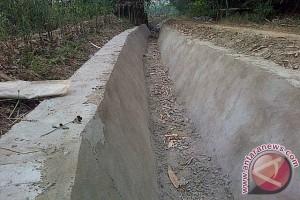 Pembangunan Irigasi Kalsel Meningkat