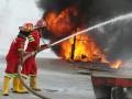 Bangunan SD Di Banjarbaru Kalsel Terbakar