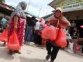 Disperindag Banjar Bantu Kecamatan Gelar Operasi Pasar