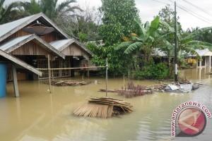 12 Kecamatan Di Tabalong Rawan Banjir