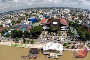"""Banjarmasin """"Kota Tua"""" Nan Bersolek"""