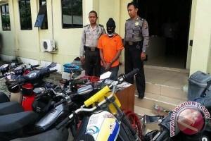 Polisi Tangkap Residivis Kasus Curanmor Spesialis Metic