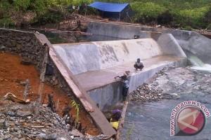 Pembangunan Irigasi Batang Alai Terkendala