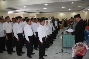 131 Petugas Pengawas Pemilu Lapangan Dilantik