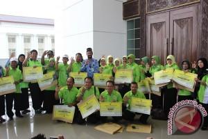 Puluhan Guru Tabalong Ikuti Bimtek Adiwiyata
