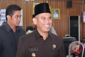 Wahid Sampaikan LKPJ Akhir Masa Jabatan