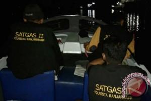 Satgas II Satpolair Patroli Antisipasi Kejahatan Perairan