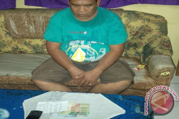 Banjarmasin Police Uncovered Five Gambling Cases