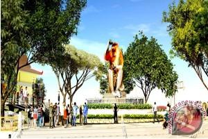 DPRD : Patung Bekantan Kurang Memikat