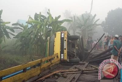 Masyarakat Diminta Berhatii-hati Mellintasi Lima Jembatan