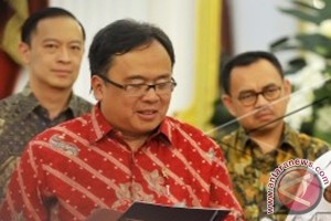 Tanah Laut Wins Award from Minister of Finance