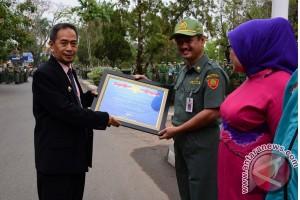 Banjar Menerima WTP 2014