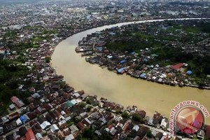Banjarmasin Poor Air Quality Up to Settlement