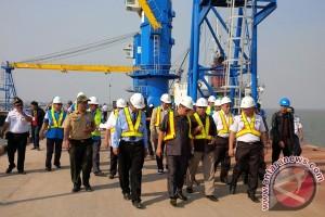 Komisi V DPR RI Kunjungi Pelabuhan Batulicin