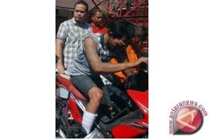 North Banjarmasin Police Nabbed Five Motorcycles Thieves