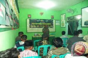 TNI Membangun Karakter Bangsa Untuk Ketahanan Wilayah