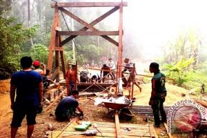 Proyek TMMD Dipastikan Selesai Tepat Waktu