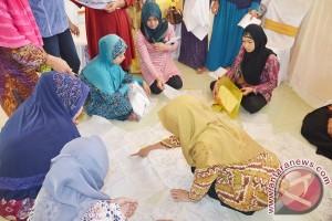BPMP-KB Banjarbaru Buka Pelatihan Pembuatan Sasirangan