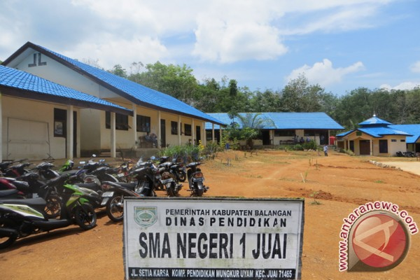 Sepuluh Sekolah Wakili Balangan Di Eco Youth Camp 2017