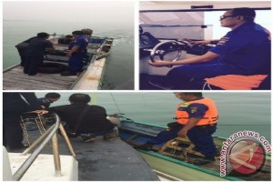Satpolair Periksa Kelotok Mencurigakan Di Sungai Barito